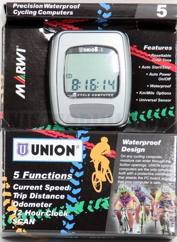 Union - 5 Fietscomputer