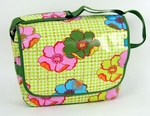 New Look 204 Postino messenger fiori Lime